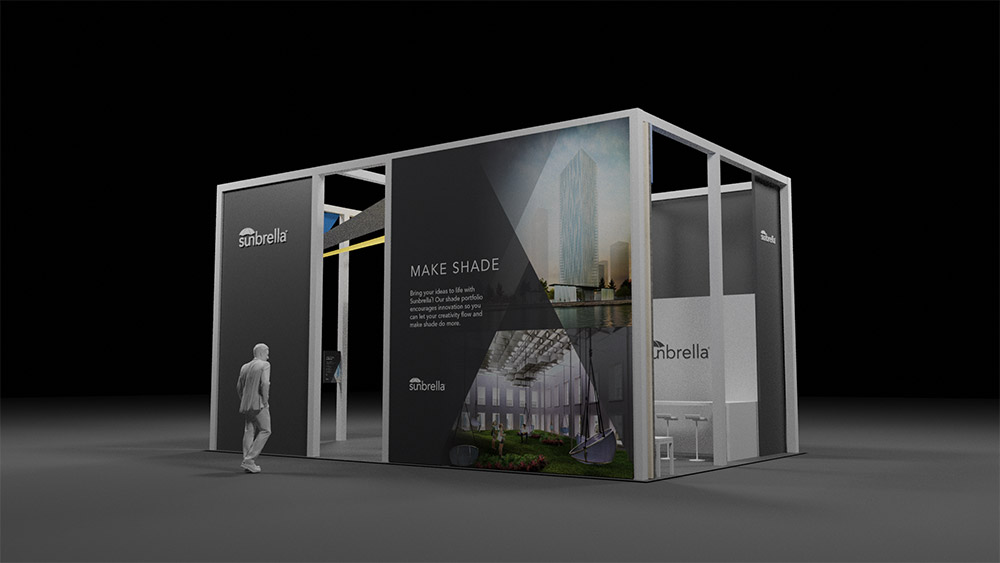Tradeshow Booth Design
